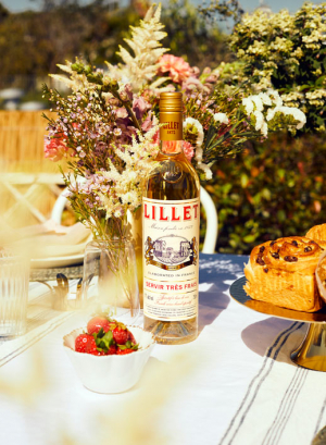 LILLET SUMMER BRUNCH