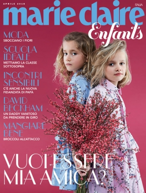 MARIE CLAIRE ENFANTS ITALY 04/18