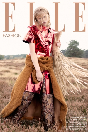 ELLE BULGARIA AUTUMN EDITORIAL