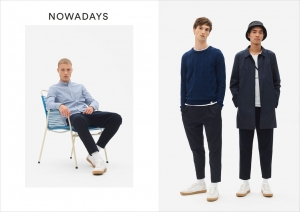 NOWADAYS LOOKBOOK