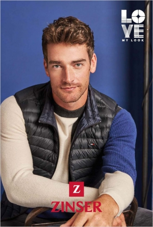 Zinser Men´s Wear Casual Style