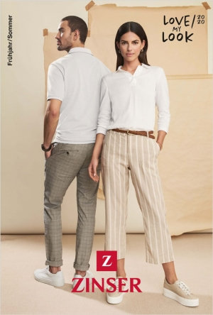 Zinser Summer Trousers