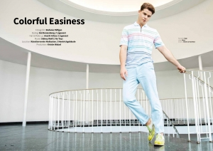 TM MAGAZIN - COLORFUL EASINESS