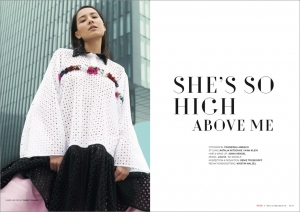 TM Magazin- She´s so high above me