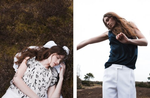 THE COMMISSION MAGAZINE - HAIR MAKE-UP BY ANJA SCHWEIHOFF